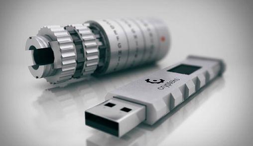 Crypteks USB-stick