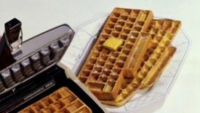 Ctrl + Alt + Eat Toetsenbord-wafel