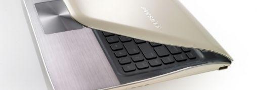 Curved Notebooks van Samsung