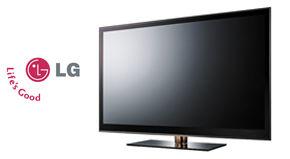 De 72LEX9: een 72 Inch 3D TV van LG