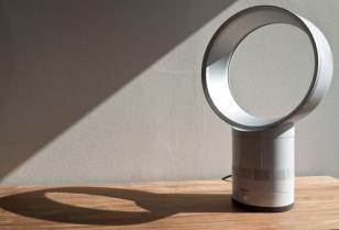De Dyson Air Multiplier Ventilator zonder Bladen