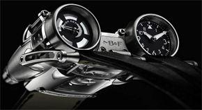 De MB&F HM4 Thunderbolt niet zomaar een horloge