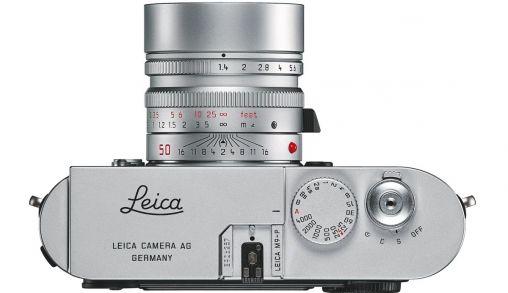 De nieuwe Leica MP-9 camera