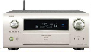 Denon Introduceert Nieuwe Receiver, de AVR-4810