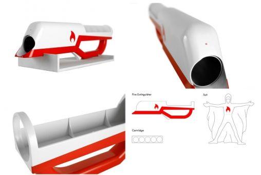 Design brandblusser 2