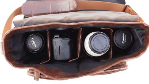 Design Cameratassen van Silvia Pilger