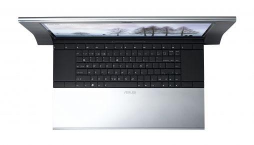 Design Notebook Asus NX90