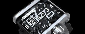 Devon Tread 1 Horloge heeft Knap staaltje Techniek
