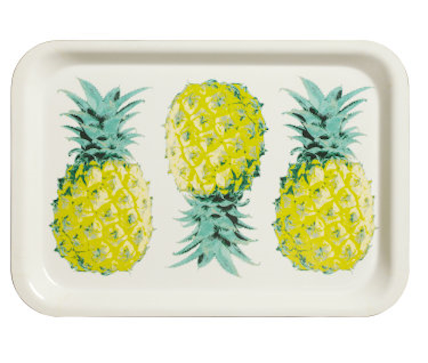 dienblad pineapple HM kopie 2