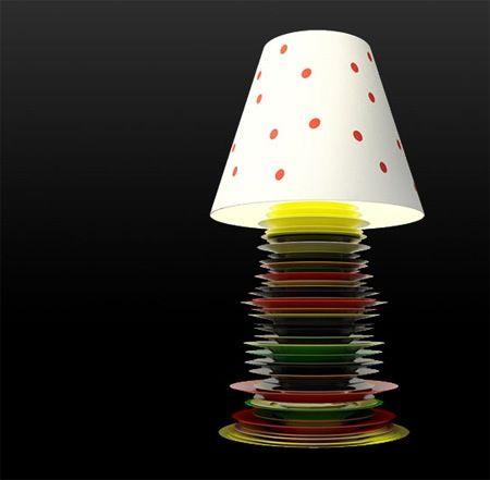 dish-lamp