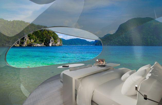 Driftscape-vliegend-hotel