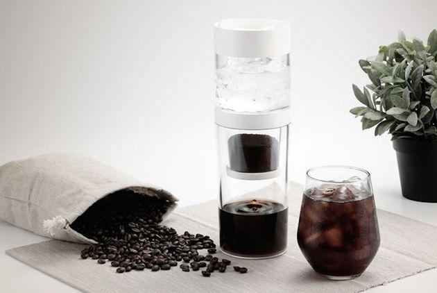 Dripo-ijskoffie