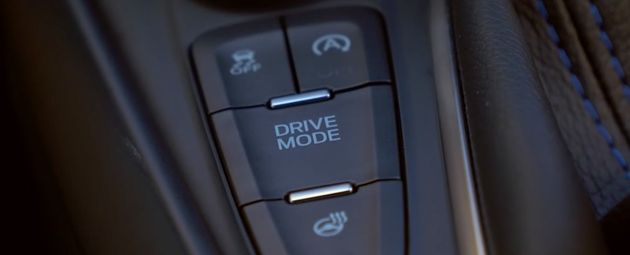 drive_mode_Ford_Focus_RS