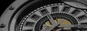 Droom Design horloges van Itay Noy