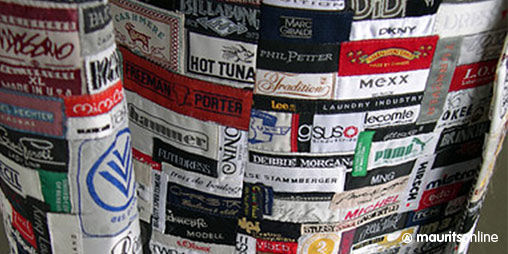 Duurste jas ter wereld: patchwork-art