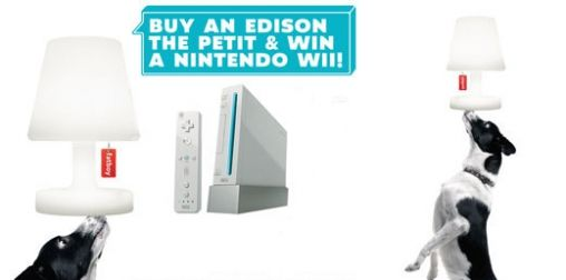 Edison the Petit: Groots kleintje van Fatboy, nu met kans op Nintendo Wii