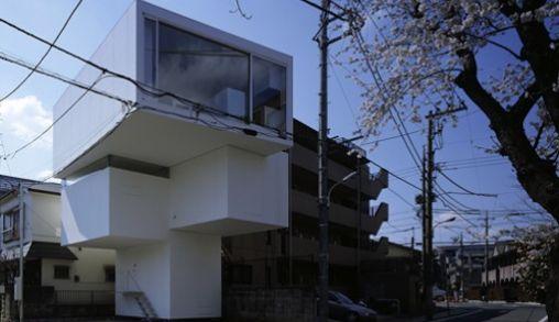 Een Compleet Huis op 9 vierkante meter
