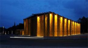 Een gebouw van 33.000 bierkratten