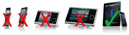 Einde Pronto, dus iPad wordt hét Domotica-device