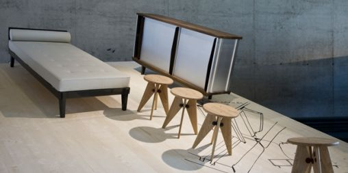 Exclusieve meubels van G-star