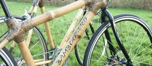 Fairtrade fiets van Bamboe