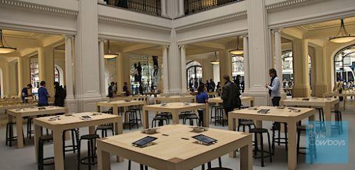 Foto's Apple Store Amsterdam