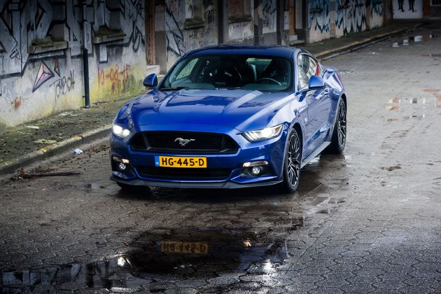 Foto van Team Mustang Center Nederland_Stefan Stolk_5