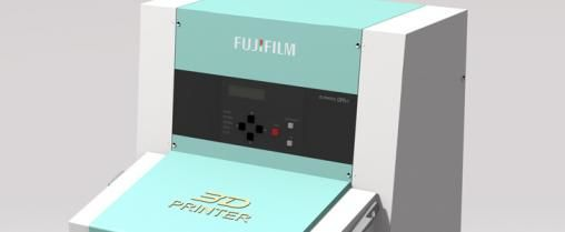 Fujifilm 3D printer