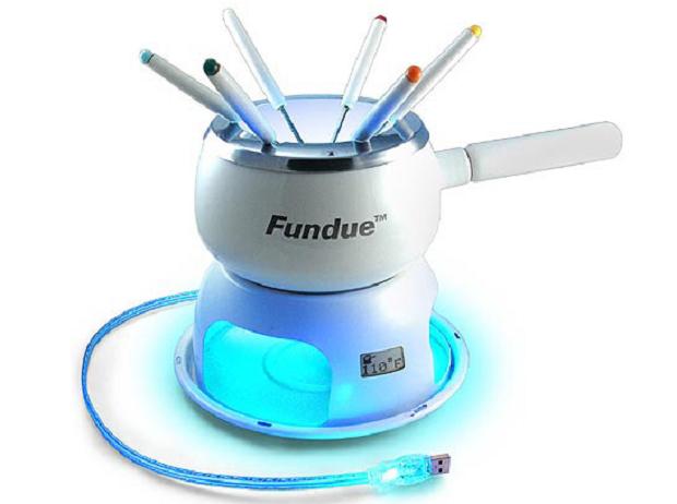 Fundue fondue set