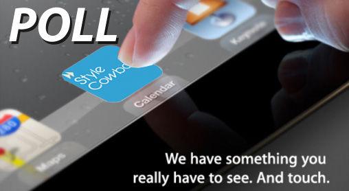 Ga jij de iPad 3 kopen? [Poll]