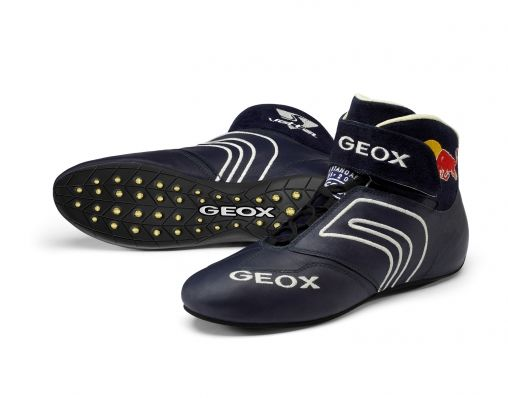 Geox - Red Bull Racing_boots designed for Sebastian Vettel