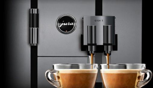 GIGA 5 van Jura voor design- en koffieliefhebbers