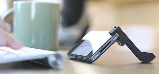 Glif, iPhone 4 statiefhoofd en standaard