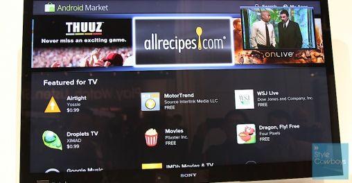 Google TV CES 084