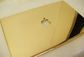 Gouden PS3, Macbook en Blackberry