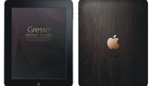 Gresso iPad case 200 jaar Oud