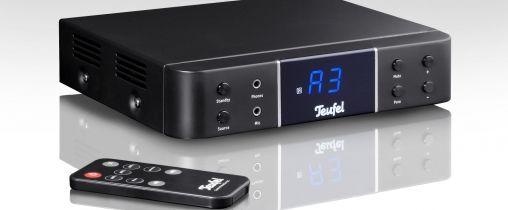 Haal meer uit je 5.1 PC speakerset met Teufel ControlStation 2
