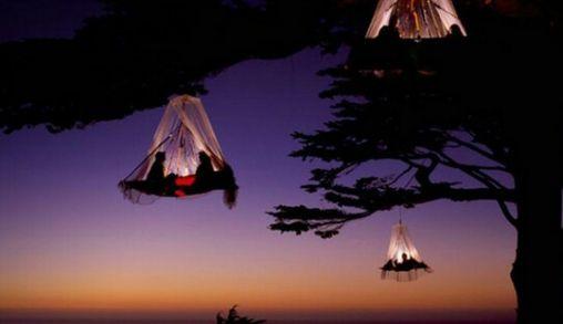 Hangtent Portaledge: Slapen in een boom
