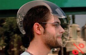 Harald Tremmer & Silvester Buzasi - CAIR Air helmet