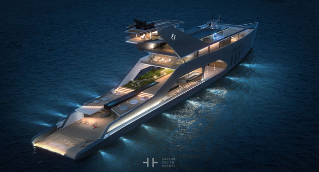 hareide-design-yacht