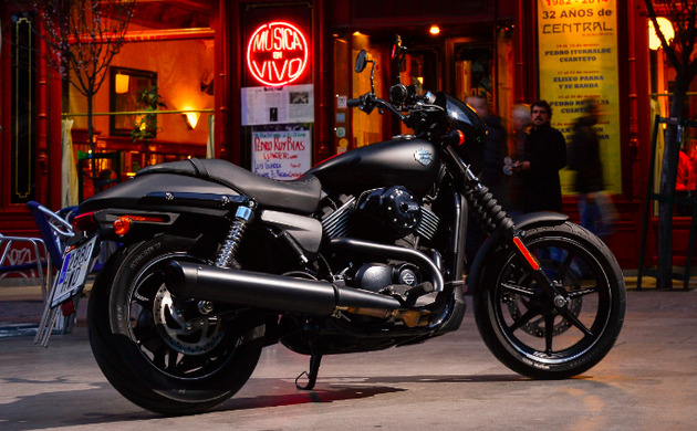 Harley-sc