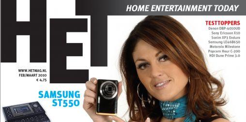 'HET' Home Entertainment Today