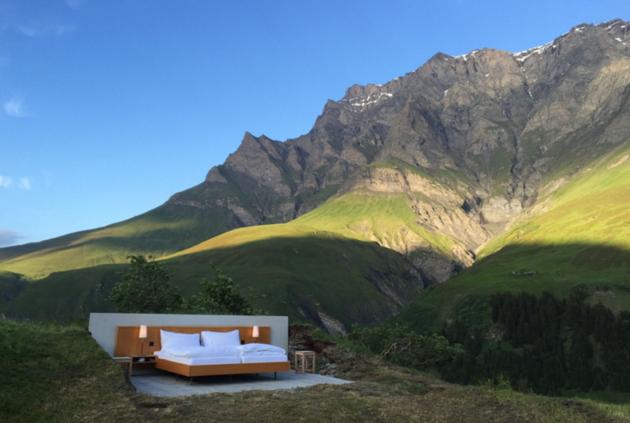 hotel-nul-sterren-zwitserland
