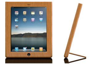 Houten iPad beschermhoes van Vers