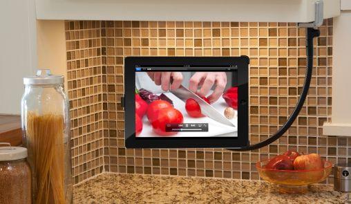HoverBar iPad 2 Keuken