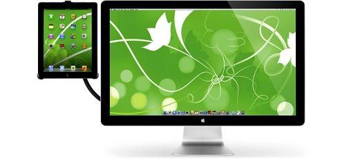 HoverBar van Twelvesouth voor iPad 2