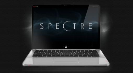 HP kondigt Envy 14 Spectre aan