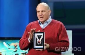 "HP ""Slate"" aangekondigd door Steve Ballmer"