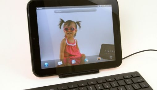 HP Touchpad Hands-on (Video)