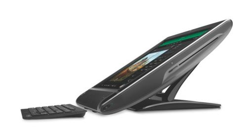 HP TouchSmart PC met Kantelbaar scherm